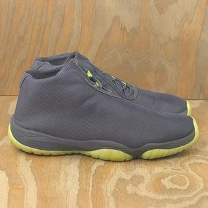 Nike Air Jordan Future Dark Grey Volt Reflective